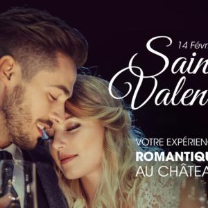 Saint Valentin au Château de Ferrières