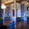 Salon Bleu du Château de Ferrières